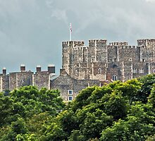 Dover Castle by Hertsman