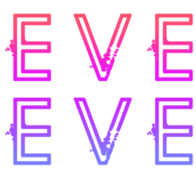 Never Shout Never - Colours Sticker