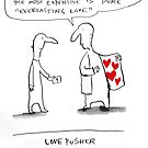 love pusher by Loui  Jover