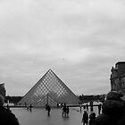 Louvre by minikin