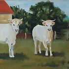 Les Vaches by Belinda Galsworthy