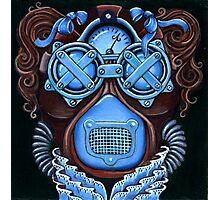 Steampunk Masquerade #1 Photographic Print
