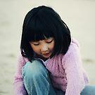 Mosman Beach - Girl by fRantasy