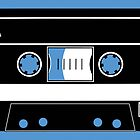 Audio cassette tape by Richard Heyes