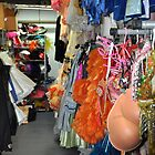 Ohhhhh could we play dress up in this closet ....   by Danceintherain