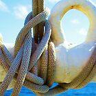 Lanyard knot by oldmanfmdac