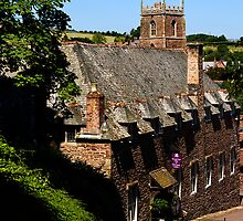 17th Century Stables at Dunster Castle by moor2sea