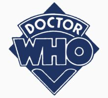 Doctor Who Fourth Logo by ixrid