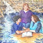 Releasing Power of Agreement by Cathy Schock