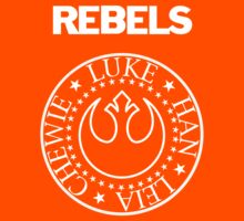 I Wanna Be a Rebel Kids Clothes