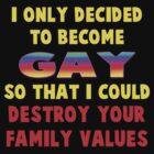 Family Values by Apocalyptopia
