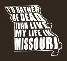 Life of Missouri by Apocalyptopia