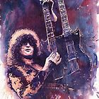 Jimmy Page  by Yuriy Shevchuk