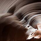 Antelope Cave wall by petitejardim