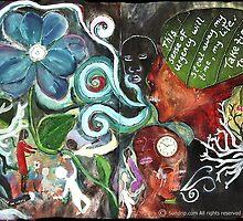 The Living Dead by F. Magdalene Austin