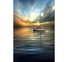 Dramatic Evening Photographic Print