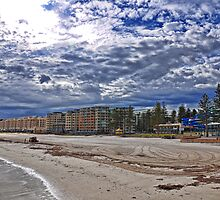 Glenelg Beach by JaninesWorld