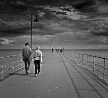 Going For A Stroll by JaninesWorld
