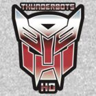 Thunderbots Ho! by coldbludd