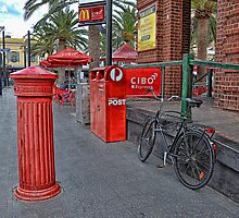 Glenelg Post Office by JaninesWorld