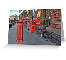 Glenelg Post Office Greeting Card