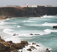 Sagrees viewed from Cape St. Vincent by mike421