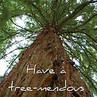 Tree-mendous! by Sally J Hunter