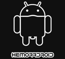Hemorrdroid - An Uncomfortable Android Parody! by Brother Adam