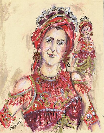 Ali-Olé by Jill Bennett