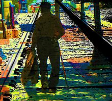 Walking the Tracks by Lenore Senior