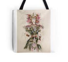 Warrior Princess or Princesa Guerrera Tote Bag