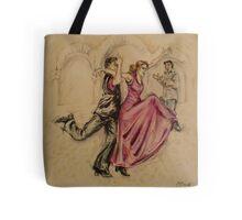 Flamenco Fusion  Tote Bag
