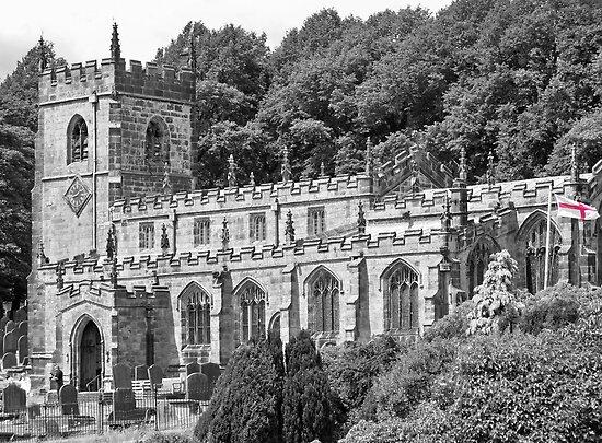 St Nicholas' Church, High Bradfield by Lynn Bolt