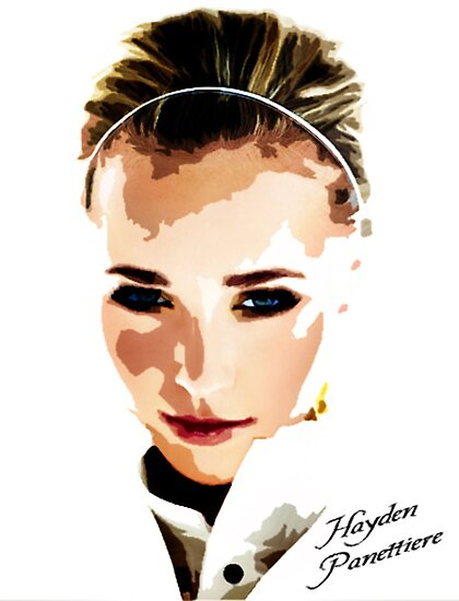 Hayden by Hiragraphic