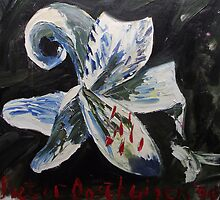 Wedding Flower by Pieter Oosthuizen