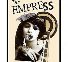 Dada Tarot-The Empress by Peter Simpson