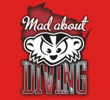 Mad About Diving by gstrehlow2011