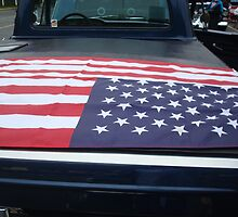 Patriotic Truck ^ by ctheworld