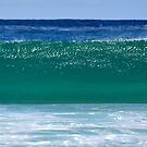 Bondi Beach Wave by Dean Bailey