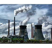 Smoky Atmosphere  Photographic Print
