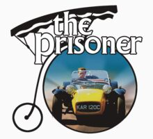 The Prisoner by ixrid