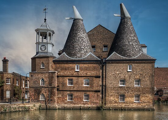Three Mills  by timmburgess