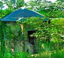 Stone hut by john forrant