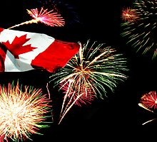 Happy Birthday Canada by jules572
