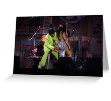 2011 MBBF Bobby Rush Can't Touch That! Greeting Card
