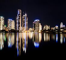 The Gold Coast by D Byrne