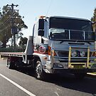 Hino 500 FD1024 Air Tilt-Tray 7318TT by Joe Hupp