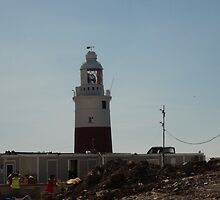 Europa Point, Gibraltar by davridan
