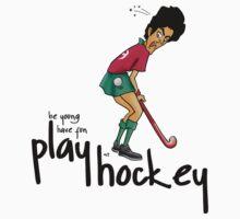 Hockey by Surani Bandara