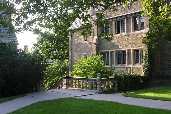 Founders Hall by Mark  Reep